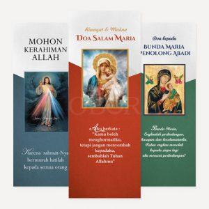 Lembar Doa / Bookmark